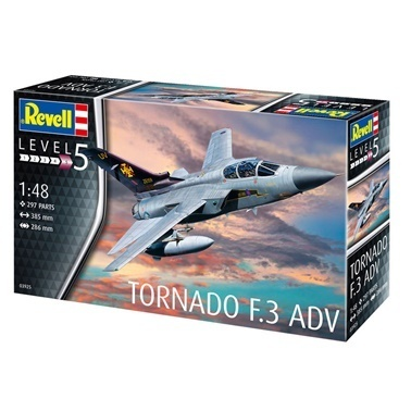 Revell Revell Maket 1:48 Tornado F3  Renkli